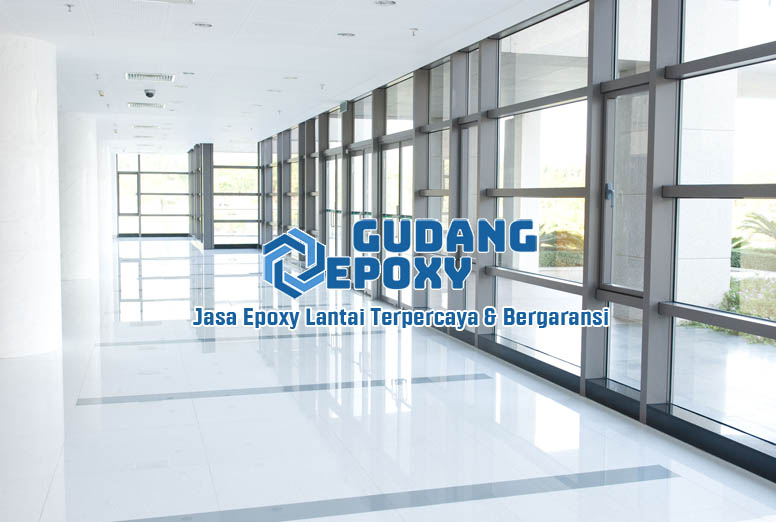Epoxy Lantai Laboratorium Permeter