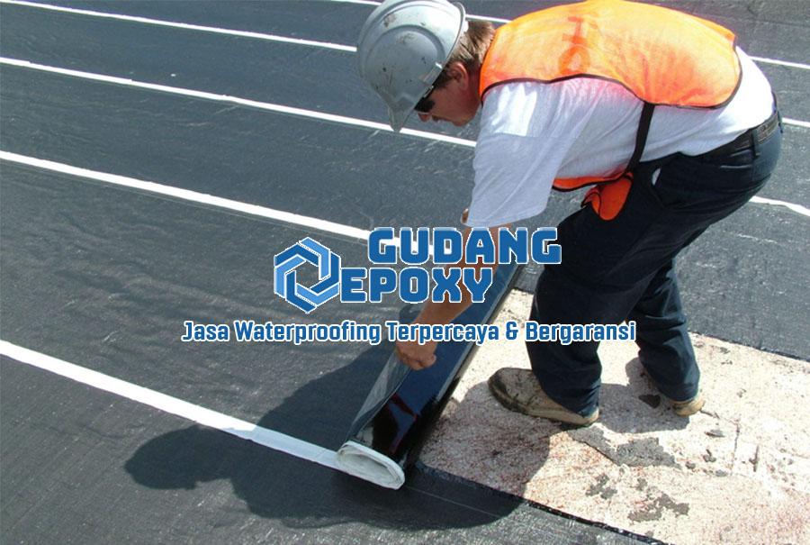 Jasa Waterproofing Terpercaya dan Bergaransi