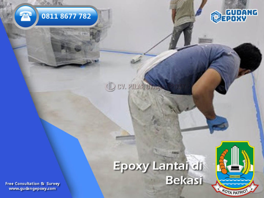 Jasa Epoxy Lantai Bekasi
