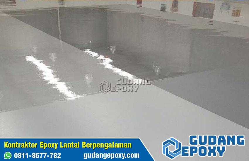 Epoxy Lantai Cikupa Tangerang